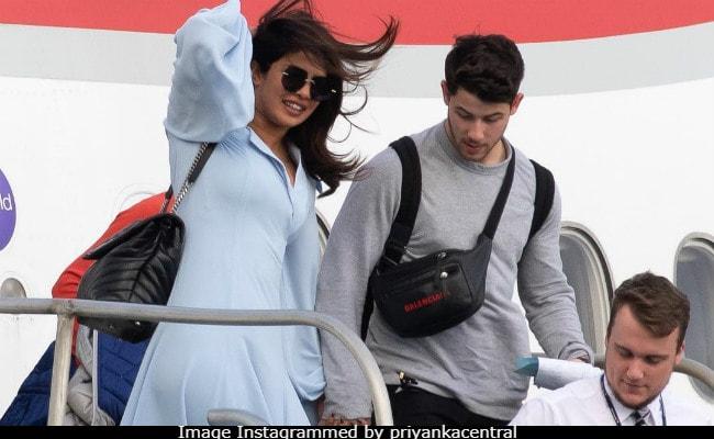 Switzerland Done, Priyanka Chopra And Nick Jonas' Caribbean Diaries Begin