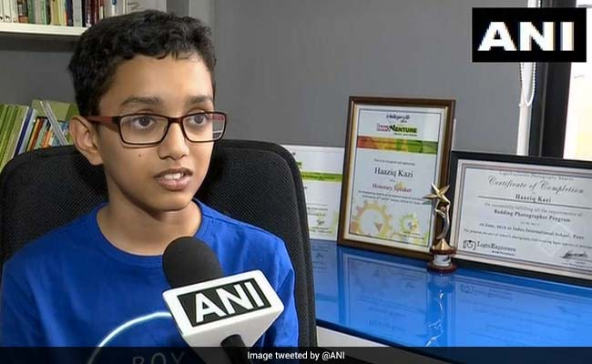Pune Boy, 12, Designs Ship To Remove Plastic From Ocean, Save Marine Life