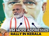 "Video : ""Most Shameful"": PM Attacks Kerala Government Action On Sabarimala"