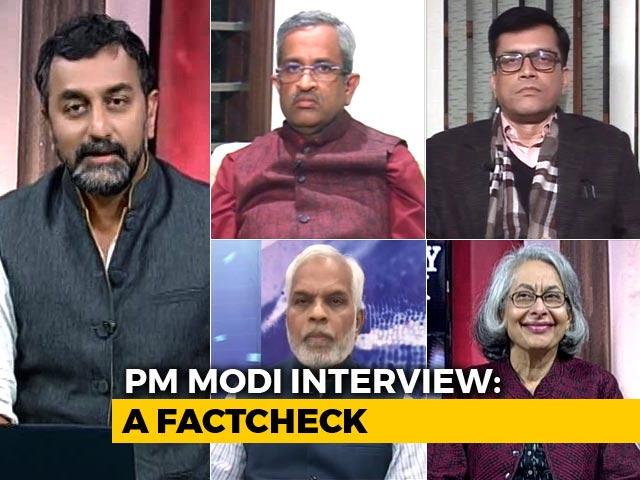 Video : Decoding The PM Modi Interview