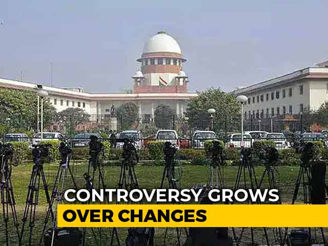 Video : Justices Sanjiv Khanna, D Maheshwari Elevated To Top Court Amid Questions