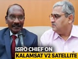 "Video : ISRO Chief K Sivan On Kalamsat - The ""Smallest"" Ever Satellite And More"