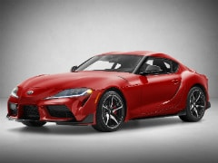 2020 Toyota Supra Unveiled At 2019 Detroit Auto Show