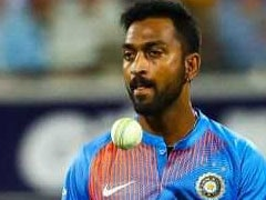 Blank Cheque From Krunal Pandya For Ex-Cricketer Battling For Life