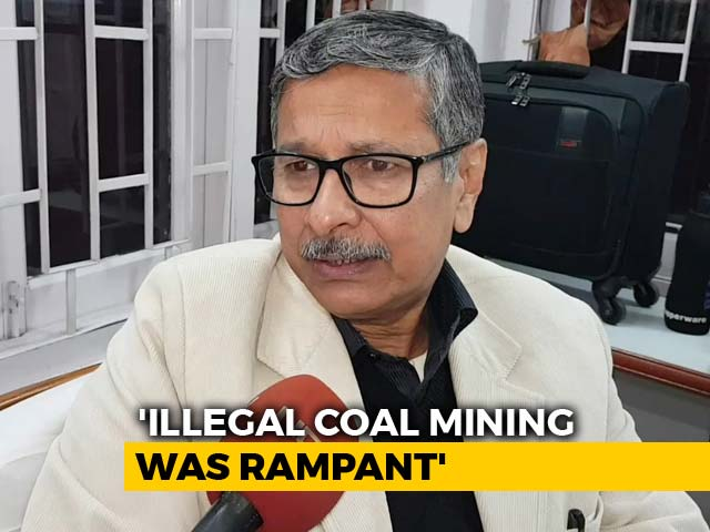 Video : Green Court Panel's Field Visit Exposes Illegal Coal Mining In Meghalaya