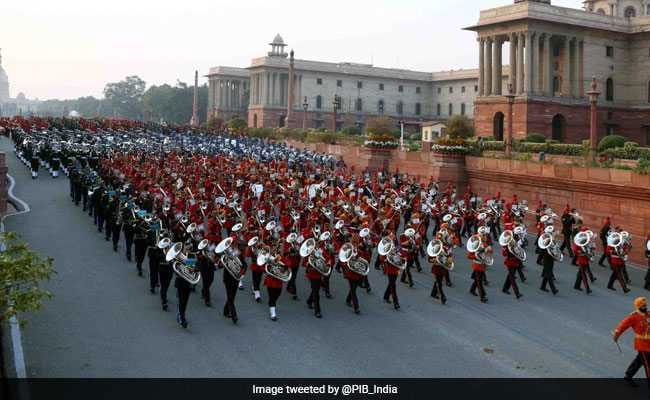 Beating Retreat 2019: Tunes Of Local Musicians To Dominate
