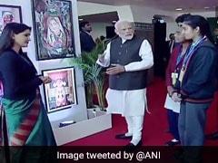 <i>Pariksha Par Charcha 2.0</i> Highlights:  PM Modi's Discussion On Exam Stress With 2,000 Students