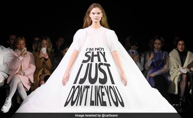 These Sassy Slogan Dresses Will Make You Say 'That's Totally Me'