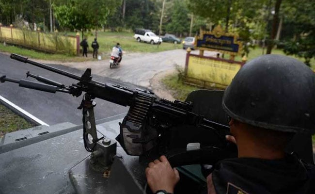 Two Monks Shot Dead As Violence Flares In Thailand