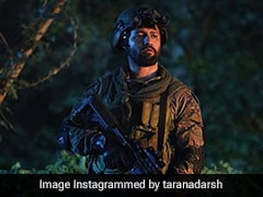 <I>Uri</I> Box Office Collection Day 2: Vicky Kaushal's Film Witnesses 'Remarkable Growth', Earns Over Rs 20 Crore