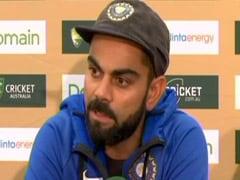 संन्यास को लेकर किए गए सवाल पर यह बोले टीम इंडिया के कप्तान विराट कोहली...