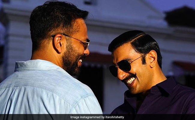 Humbled By The Success Of Simmba, Ranveer Singh Thanks Rohit Shetty For Making Him 'His Hero'