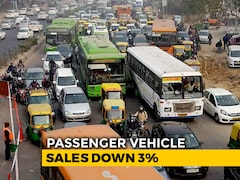 Video: Passenger Vehicle Sales Drop 3% In December: Dealers' Body