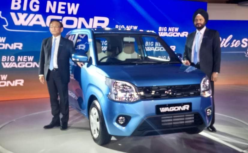 New Maruti Suzuki Wagon R 2019 Launched In India: Prices Start From Rs. 4.19 Lakh