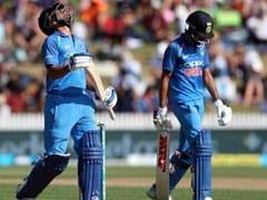 IND vs NZ 4Th ODI: माइकल वॉन ने भारतीय टीम की बल्लेबाजी पर ताना कसा तो फैंस ने यूं किया ट्रोल...