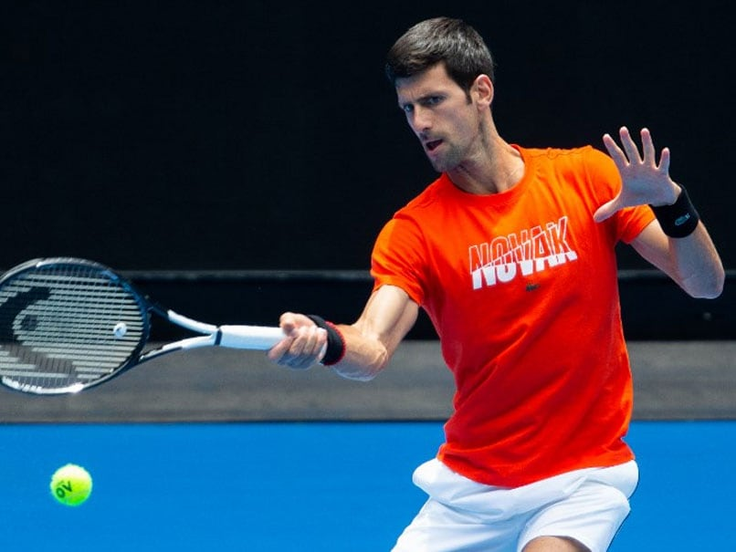 Novak Djokovic And Simona Halep Top Seeds At Australian Open