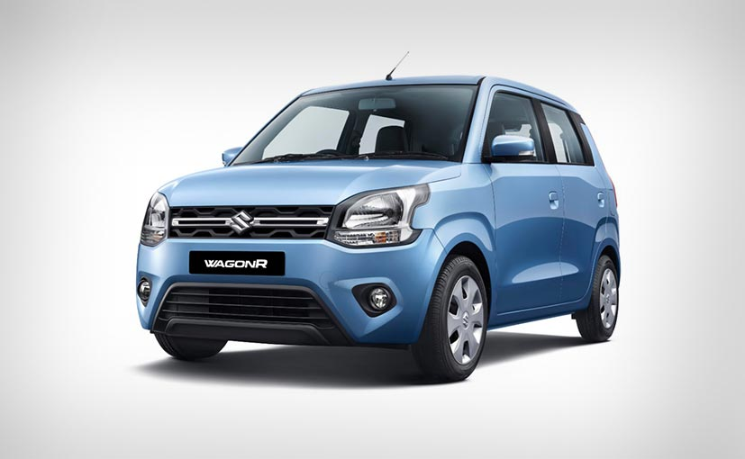 Booking for the new Wagon R has been underway since early this month, for a token of Rs. 11,000