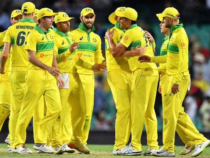 Australia Include Adam Zampa, Billy Stanlake In Playing XI For Third ODI Against India
