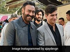 Ajay Devgn Trolls <i>Total Dhamaal</i> Co-Star Riteish Deshmukh