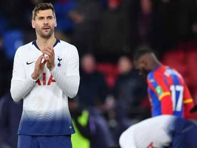 Crystal Palace Knock Tottenham Hotspur Out Of FA Cup