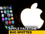 Video : Apple's FaceTime Gets A #Facepalm