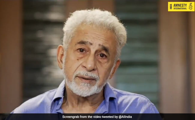 Naseeruddin Shah, Aamir Khan Are Like 'Traitors', Says RSS' Indresh Kumar