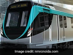 Noida Metro's Aqua Line Coaches Can Now Be Booked For Birthday Parties