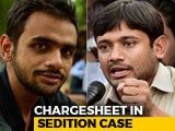 Video : JNU Students On Chargesheet Against Kanhaiya Kumar, Umar Khalid