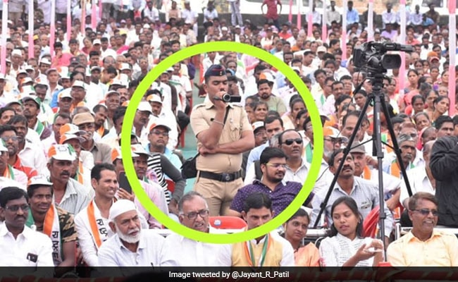 Devendra Fadnavis 'Misusing' Police Machinery To 'Spy' On Rally: NCP