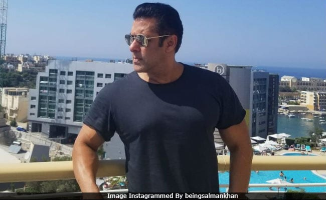 Salman Khan Signs Up For A Film With Rohit Shetty, Likely To Be A Cop Drama: Report