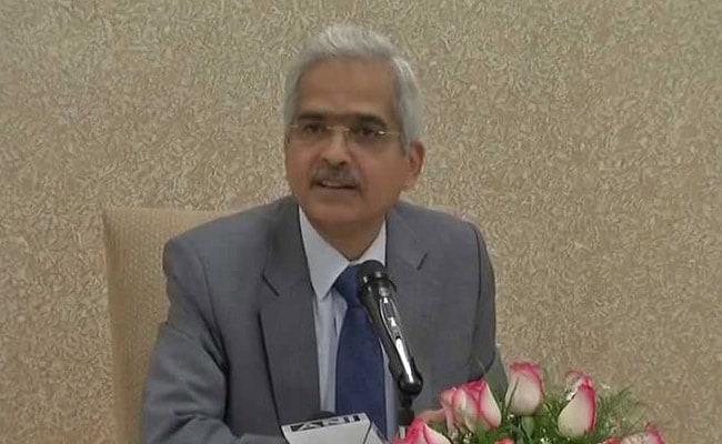 Shaktikanta Das Says RBI Open To Liquidity Needs, To Meet Shadow Bankers On Tuesday