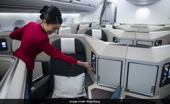 Cathay Pacific Accidentally Sells $16,000 Premium Airline Seats For $675