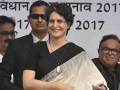 प्रियंका गांधी के पहनावे को लेकर BJP सांसद का विवादित बयान, 'दिल्ली में जींस-टॉप, लेकिन क्षेत्र में आते ही...' देखें VIDEO