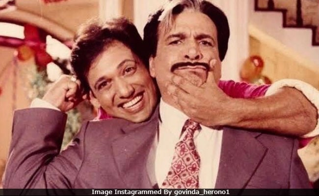 'He's A Kid': Govinda Will Not React To Kader Khan's Son Sarfaraz's Comment