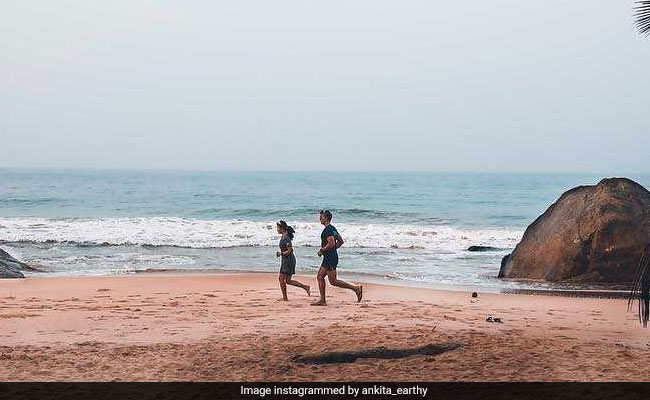 Ankita Konwar's 'Outdoor Lovers' Pic Sums Up Her Bond With Husband Milind Soman