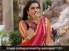 आम्रपाली दुबे ने 'अंखियों से गोली मारे' पर किया ऐसा धमाल डांस, Video ने उड़ाया गरदा