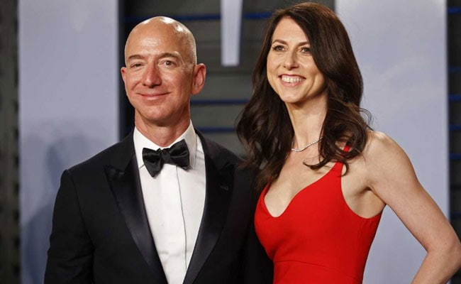 Mackenzie Bezos To Become World's 4th Richest Woman In Divorce Settlement