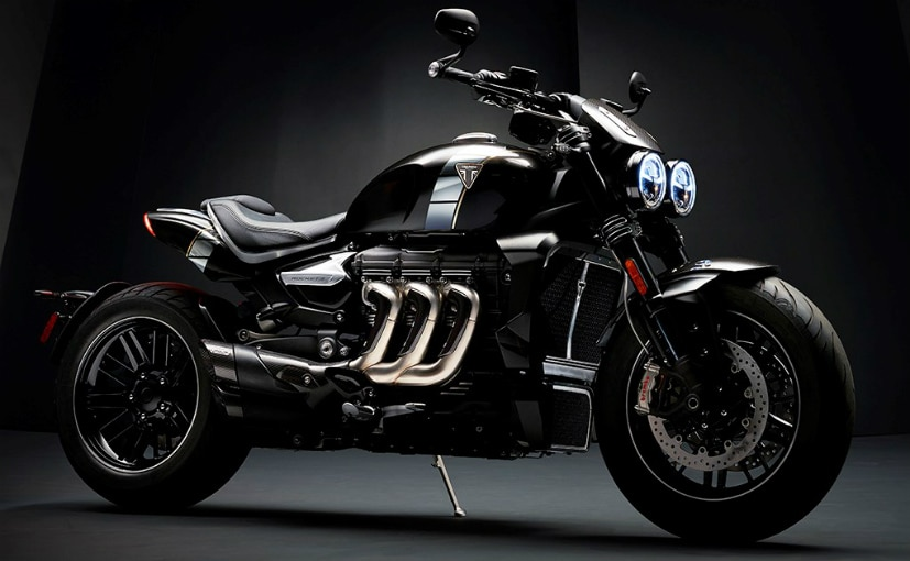 The 2019 Triumph Rocket III TFC has been completely updated, and is likely to get a bigger engine