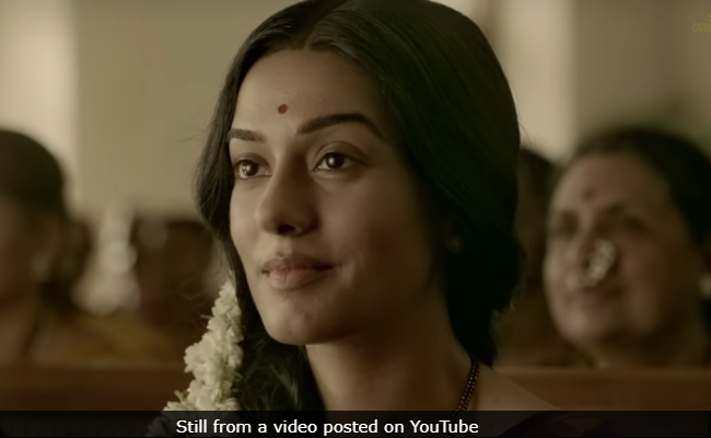 Thackeray Actress Amrita Rao Says, 'Was Apprehensive To Play A Character Much Older Than Me'