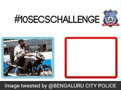 The #10YearChallenge You Don't Want To Take, Courtesy Bengaluru Police