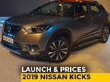 Video: 2019 Nissan Kicks Launch & Prices