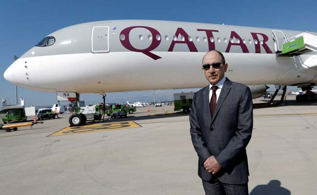 Can't Buy Stake In Jet, Backed By 'My Country's Enemy': Qatar Airways CEO