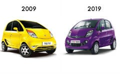 India's Most Popular Cars From 2009 Take The #10YearChallenge