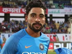 Mohammed Siraj Trolled For Poor Bowling Performance In ODI Debut