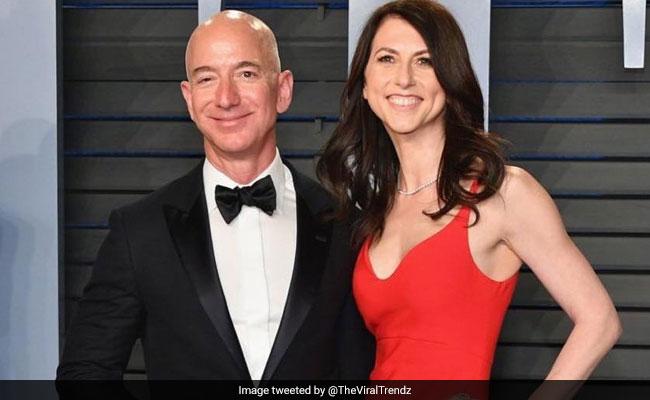 अमेजन के मालिक जेफ बेजोस ने तोड़ी शादी, तलाक के बाद पत्नी बनेंगी दुनिया की 5वीं सबसे अमीर व्यक्ति