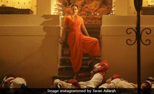 Manikarnika: The Queen Of Jhansi Box Office Collection Day 5 - Kangana Ranaut's Film Cruises Past 50-Crore Mark
