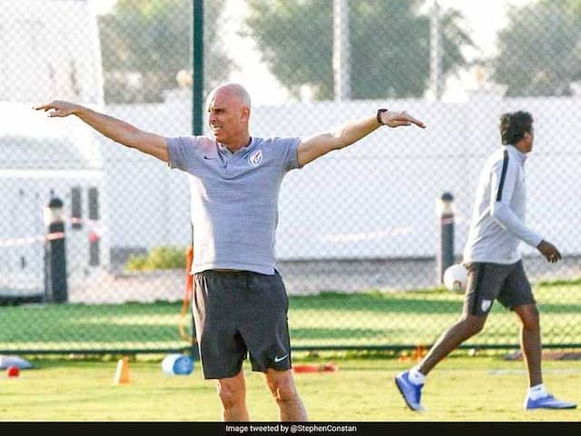 Football Is The New Cricket, Says India Coach Stephen Constantine