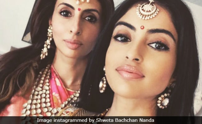 Unless Navya's Driven, She Has No Business Being In Films: Shweta