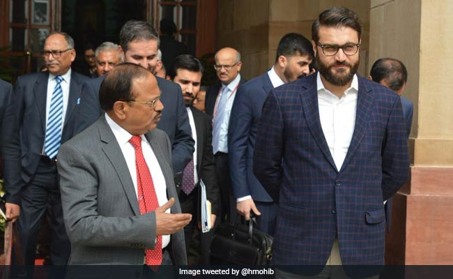 In Meet With Ajit Doval, Afghan National Security Advisor Praises India