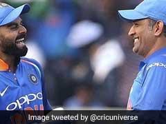Ind vs Aus: एडिलेड वनडे में MS धोनी की पारी की विराट कोहली ने इस अंदाज में की तारीफ..